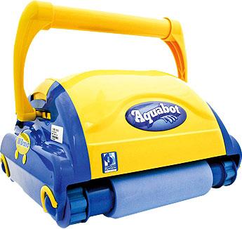Робот пылесос для домашнего бассейна Aquabot Bravo