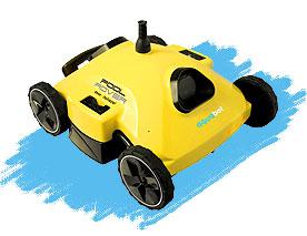 Робот пылесос для домашнего бассейна Aquabot Pool Rover