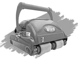 Запчасти для робота пылесоса Aquabot Viva